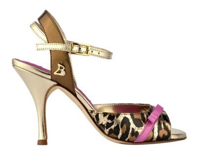 Chaussures de Tango argentin pour femmes