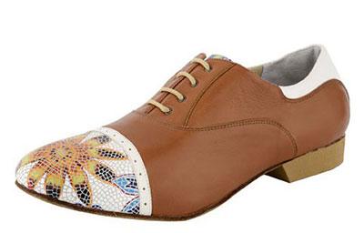 Chaussures de Tango argentin pour hommes
