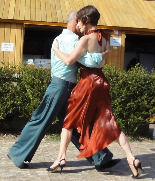 Tango Porteño Orléans - Guinguette de St Jean de Braye - Dimanche 30 août 2015