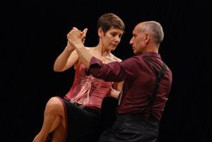 Nos stages de tango