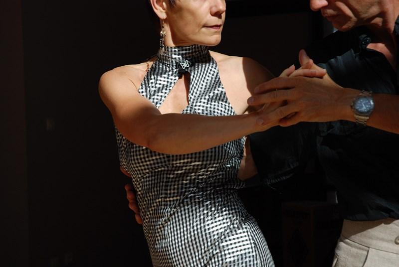 Photo Eric Rosier, alias EROS, pour l'association TANGO PORTEÑO ORLÉANS.