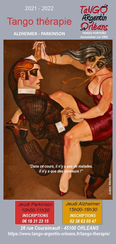 Le tango therapie